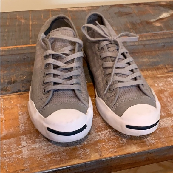 Converse Shoes | Womens Grey Jack